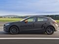 2019 Mazda 3 in motion