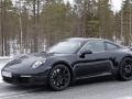 Profile of 2019 Porsche 911