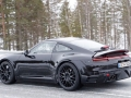 Rear Wheels of 2019 Porsche 911