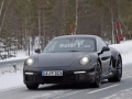 headlights of 2019 Porsche 911
