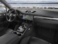 2019 Porsche Cayenne dashboard