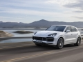 2019 Porsche Cayenne front left end