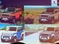 2019 Suzuki Jimny renderings