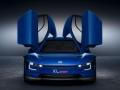 Volkswagen XL1 Front Doors
