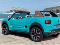 Citroen Cactus M Concept Left Rear Side