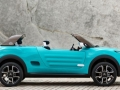 Citroen Cactus M Concept Side View