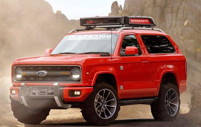 2018 Ford Bronco Price Release Date Interior Specs News