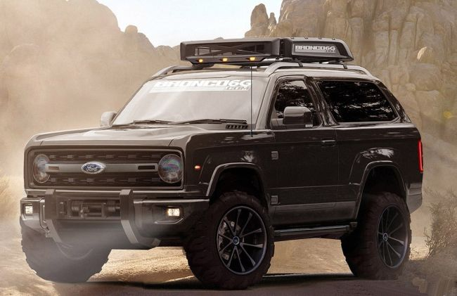 ford bronco 2018 is it the everest - 2015 Ford Bronco Price