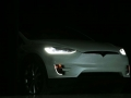 Tesla headlights