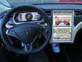 Tesla interior