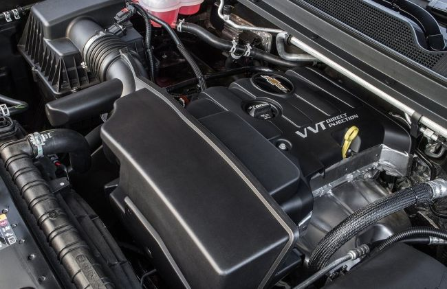 2015 Chevrolet Colorado Engine