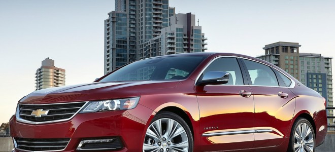 2015 Chevrolet Impala SS, Pictures, Review