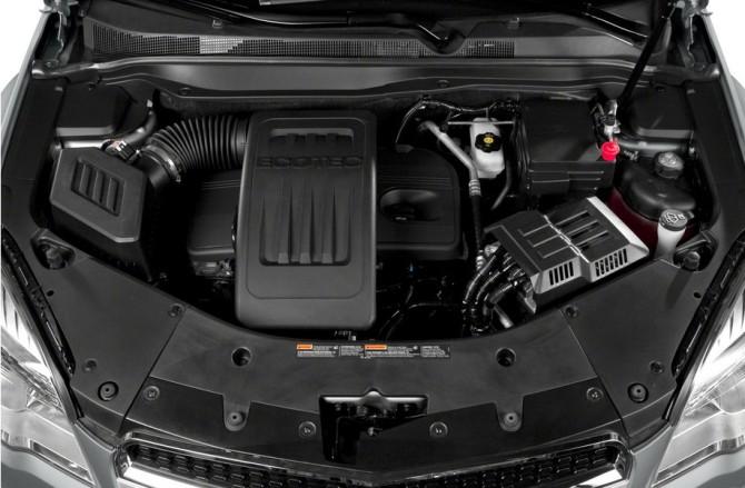 2015 Chevy Equinox Engine