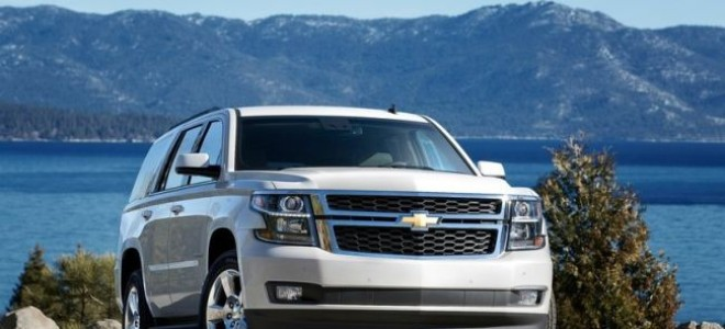 2015 Chevy Tahoe Review, Specs, Pictures