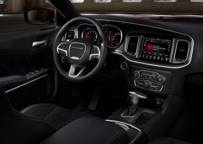 2015 Dodge Charger Dashboard