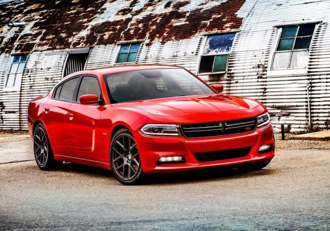2015 Dodge Charger Storage