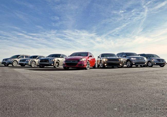 2015 Dodge Dart Company