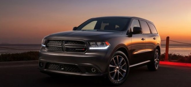 2015 Dodge Durango Review, Photos, Limited