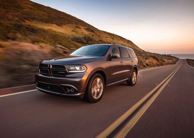 2015 Dodge Durango Speed