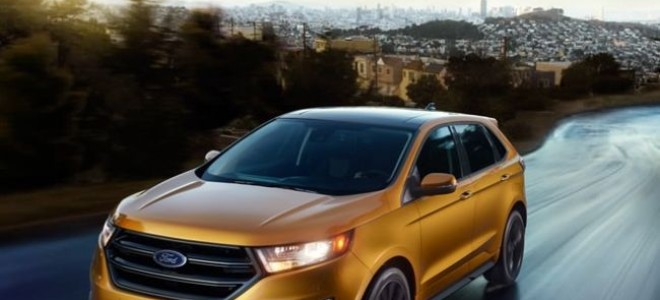 Ford Edge Review Redesign
