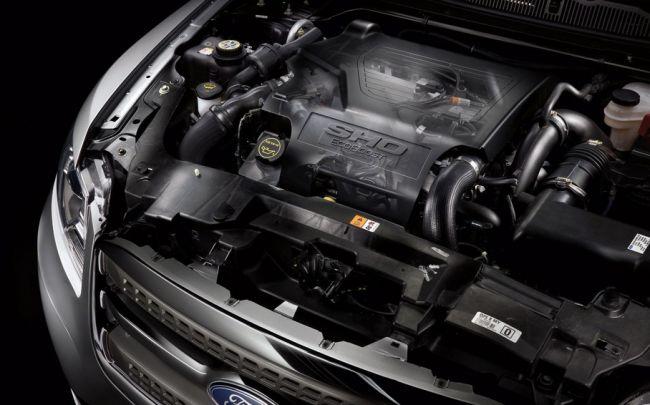 2015 Ford Escape Engine