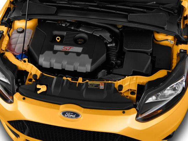 2015 Ford Focus Engine