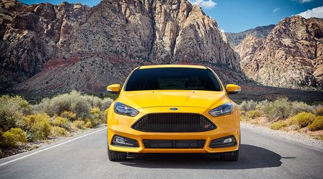 2015 Ford Focus Ford