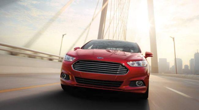 2015 Ford Fusion Bridge