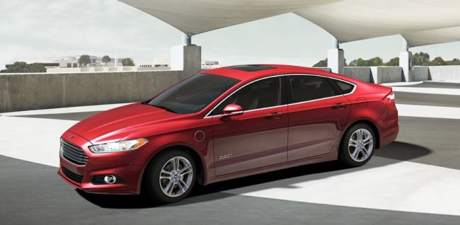 2015 Ford Fusion Exterior