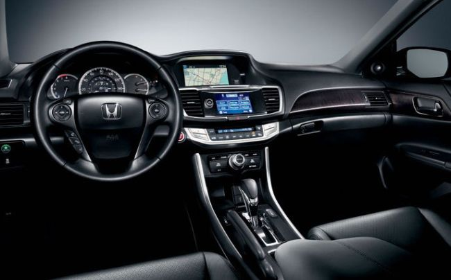 2015 Honda Accord Dashboard