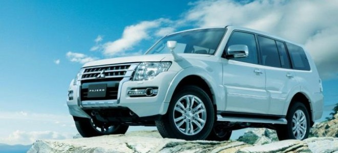 2015 mitsubishi pajero faceliftreview interior pictures