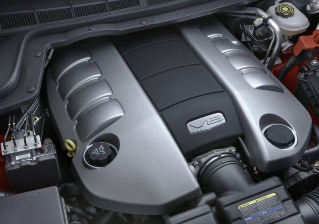 2015 Pontiac G8 Engine
