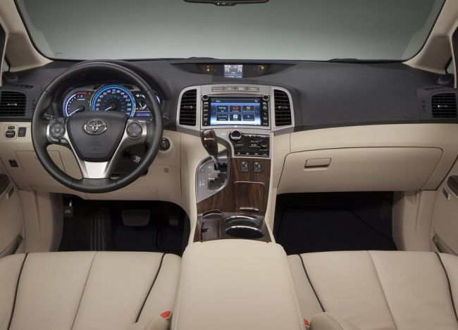 2015 Toyota Venza Dashboard