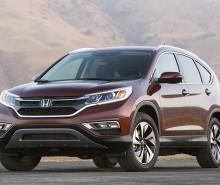 2015 Honda CR-V price and specs