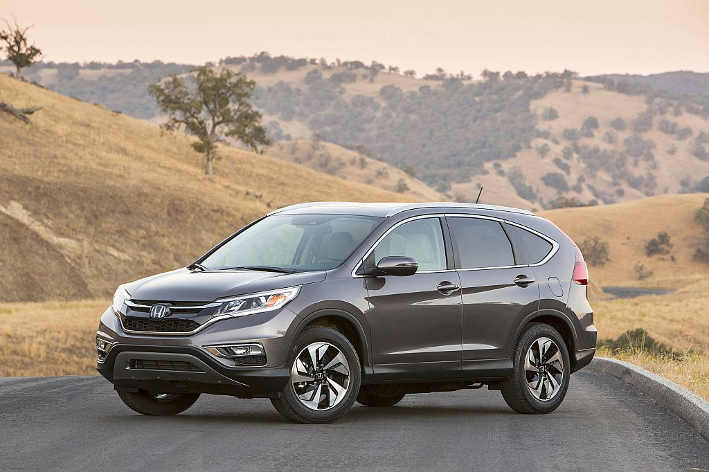 2015 Honda CRV changes