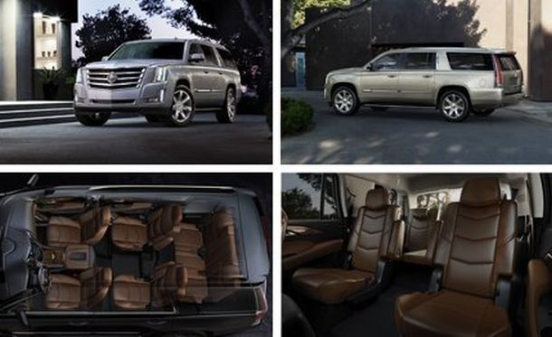 2015 Cadillac Escalade specs reviews