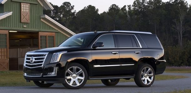 2015 Cadillac Escalade towing capacity