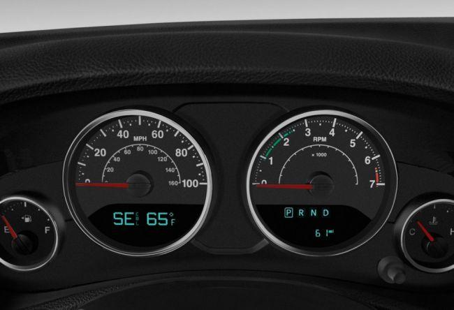 2016 Jeep Wrangler MPG