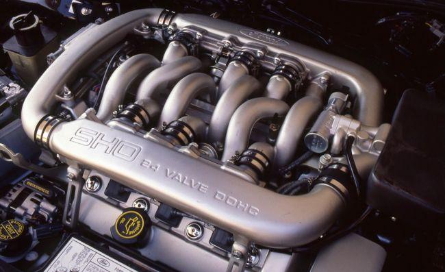 2018 Ford Bronco Sho Engine