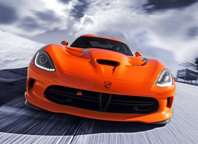 2014 Dodge Viper Full Front