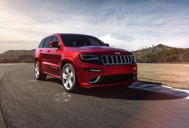2014 Grand Cherokee SRT8 Mirage