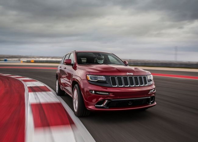 2014 Grand Cherokee SRT8 Speed