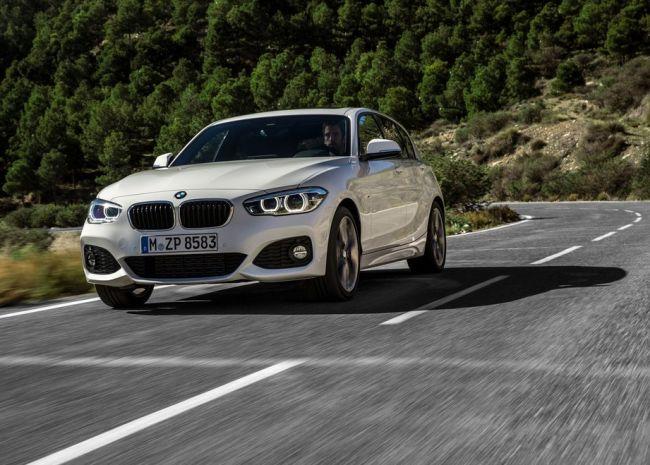 2015 BMW 1-Series Exterior