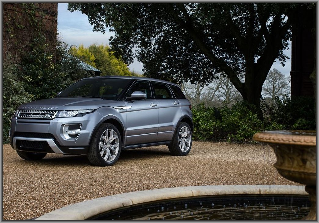 2015 Land Rover Range Rover Evoque price