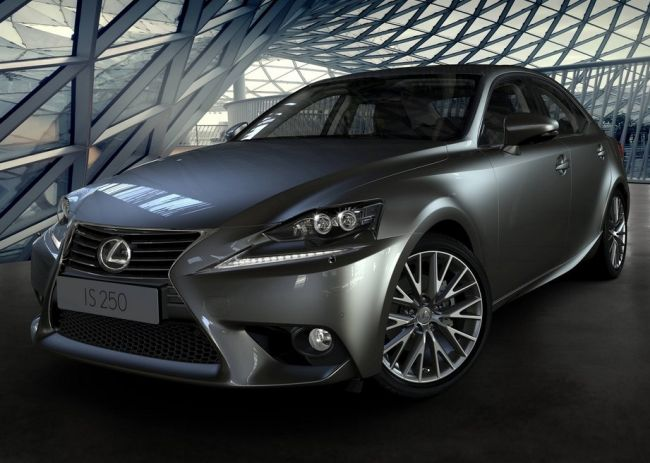 2015 Lexus IS300 Exterior