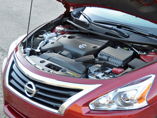 2015 Nissan Altima Engine