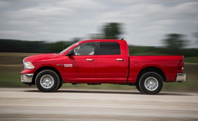 2015 RAM 1500 Side View