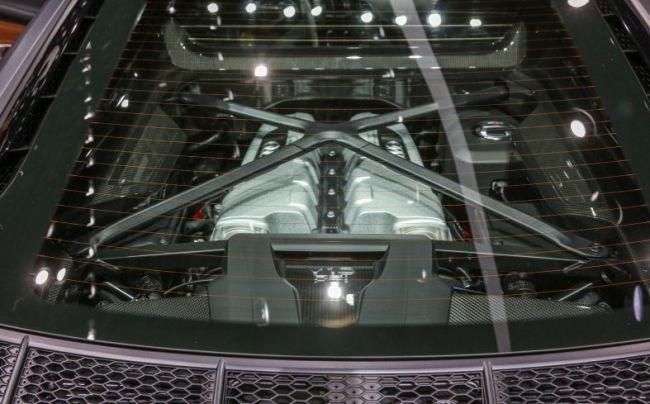 2016 Audi R8 V10 Engine