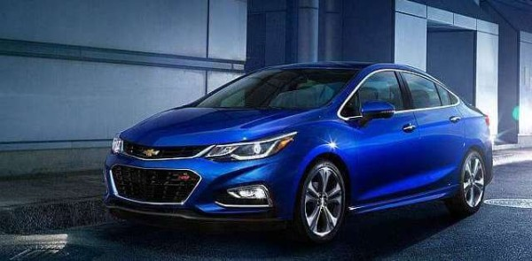 2016 Chevy Cruze mpg reviews