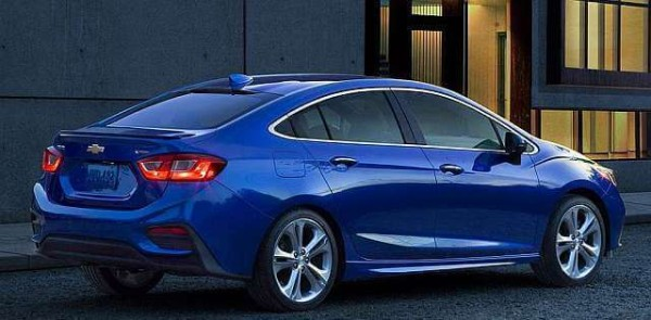 New Chevy Cruze 2016 mpg reviews
